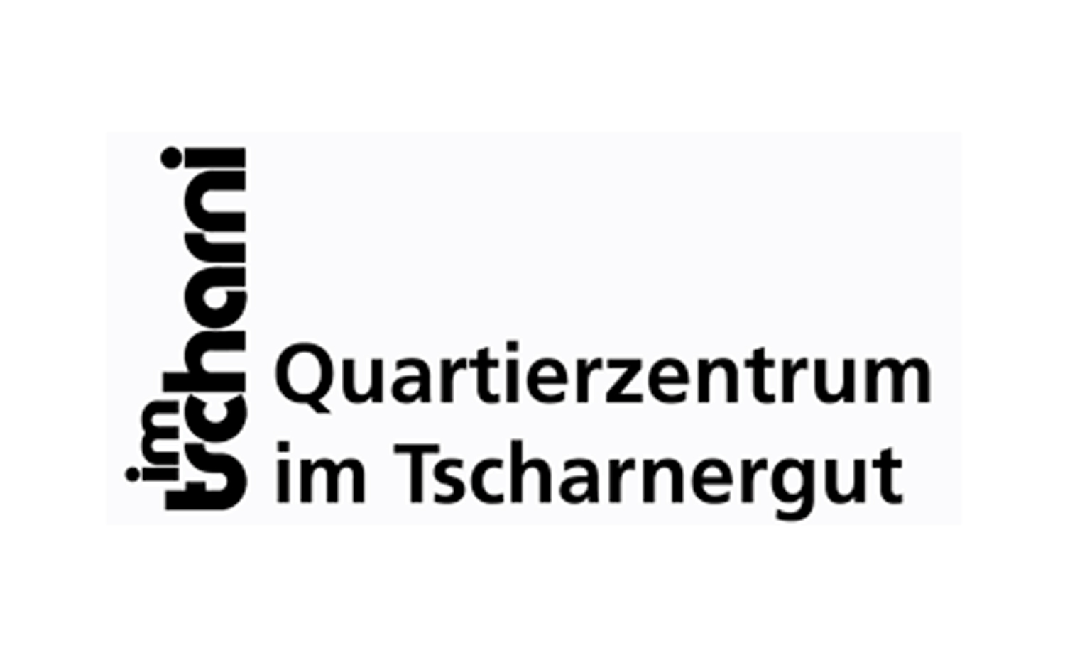 Logo Quartierzentrum im Tscharnergut im Tscharni